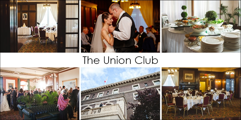 The Union Club - Victoria BC Sophisticated Wedding Venue