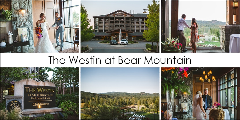 westin bear mountain weddings