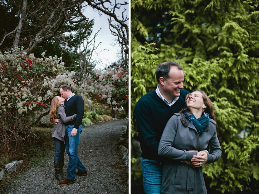 engagement portraits at government house