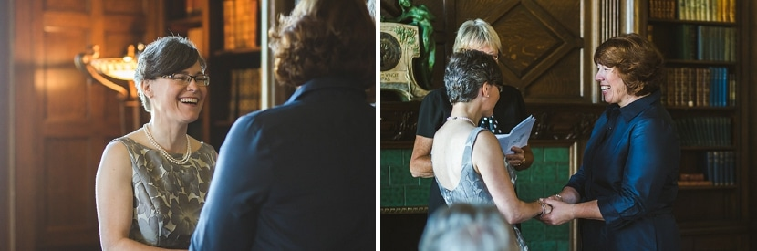 same sex wedding at empress hotel victoria bc